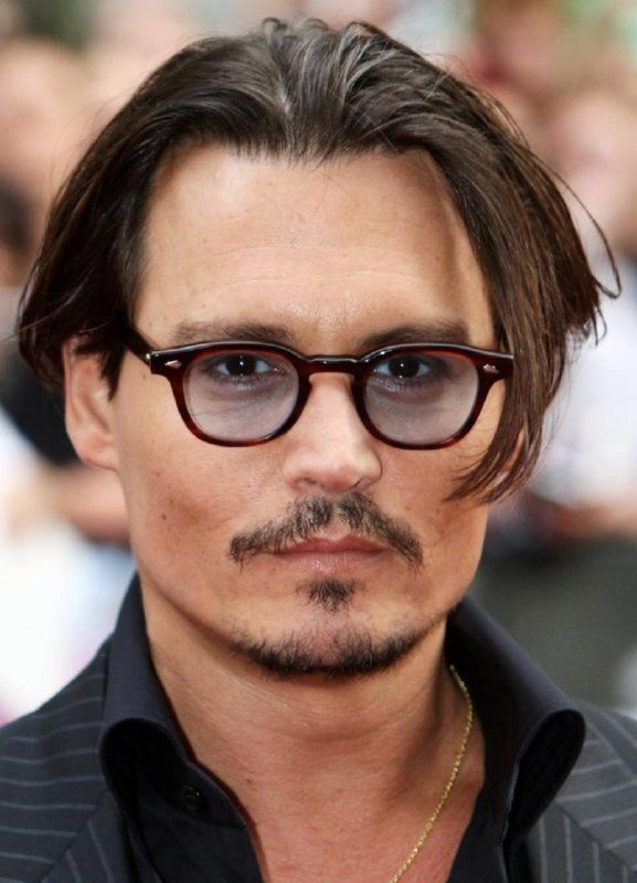 Johnny depp van dyke beard