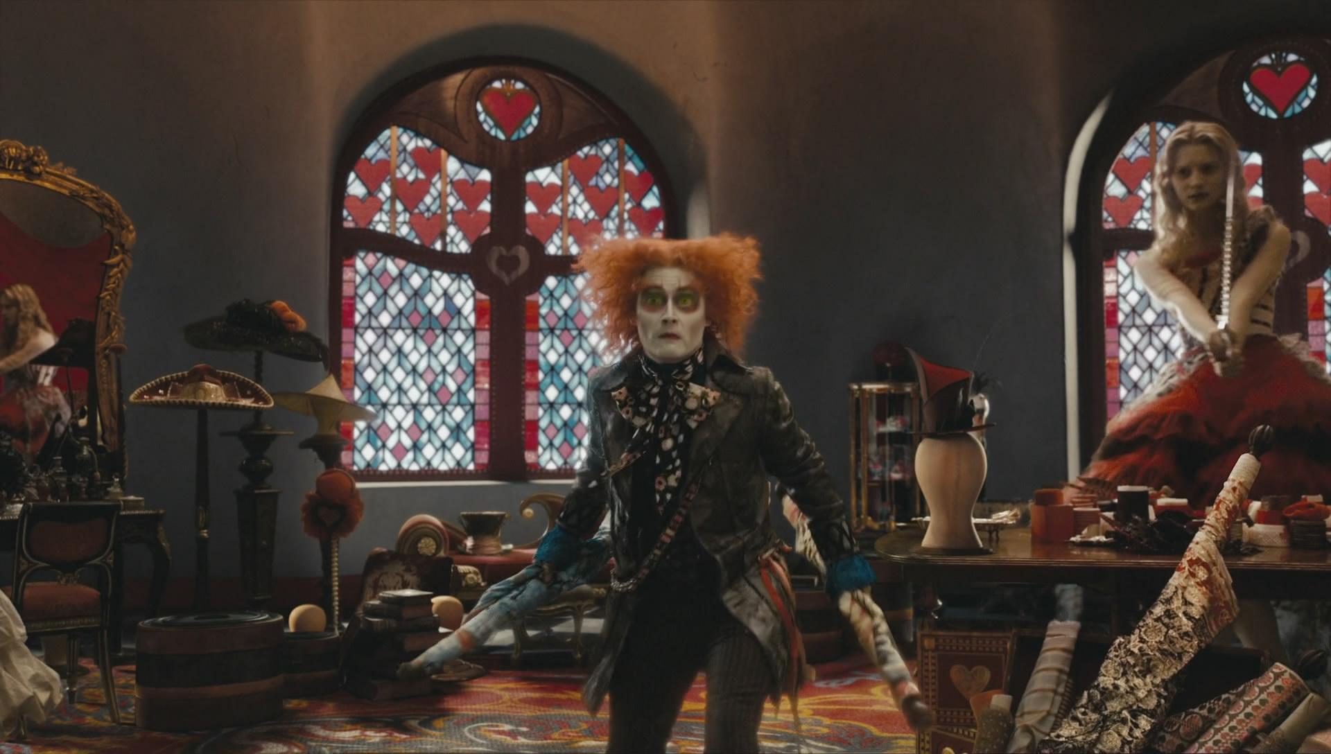 Фильм Алиса в Стране чудес (2010) смотреть онлайн в