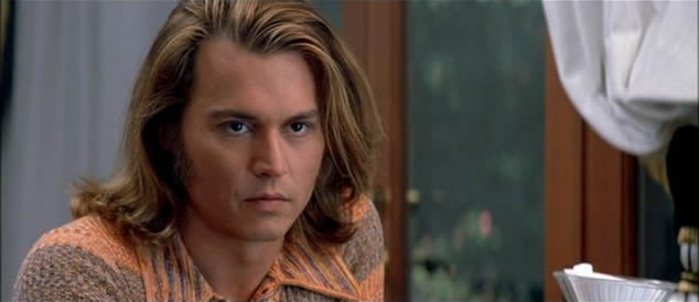 an analysis of johnny depp in the movie blow John christopher johnny depp ii (born june 9 george jung in blow can't find a movie or tv show login to create it login.